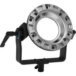 Hensel Tilt Head with EH Adapter Speedring for Grand Parabolic Softboxes