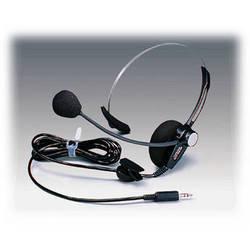 Ikegami MT-669D-01 Intercom Headset with Single Earpiece