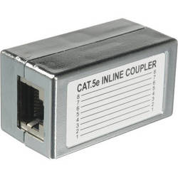Remote Audio Cat 5e Coupler