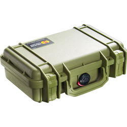 Pelican 1170NF Case without Foam (Olive Drab Green)