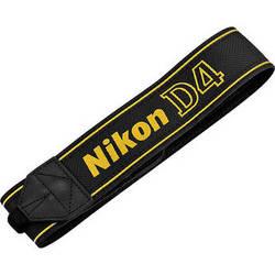 Nikon AN-DC7 Replacement Neck Strap for D4 DSLR