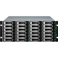 Promise Technology VTrak x30 Series 6G SAS 4U 24 Bay Dual Controller Expansion Chassis