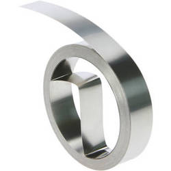"""Dymo 1/2"""" Non-Adhesive Stainless Steel Tape"""