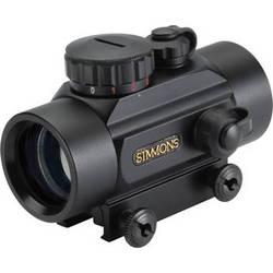 Simmons 1x30 Red Dot Riflescope (Matte Black, Clamshell Packaging)