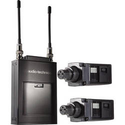 Audio-Technica ATW-1822 - Dual Wireless Microphone System