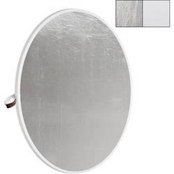 """Photoflex LiteDisc Circular Reflector, White Opaque/Silver, 42""""  (107cm)"""
