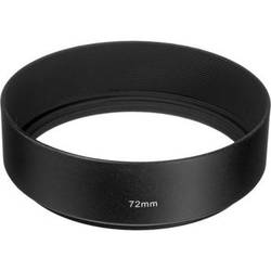 Kalt 72mm Metal Lens Hood