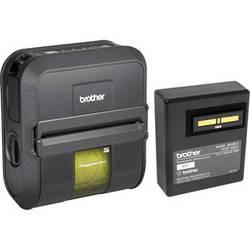 Brother RJ4030-K RuggedJet Mobile Printer Kit With Bluetooth