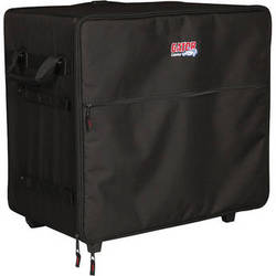 "Gator Cases G-PA TRANSPORT-LG Case for Larger ""Passport"" Type PA Systems (Black)"