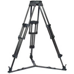 Vinten 3880-3 Two-Stage Aluminum Pozi-Loc EFP Tripod - 150mm Bowl (Black)