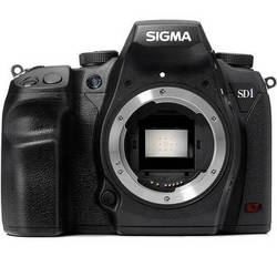 Sigma SD1 Merrill DSLR Camera (Body Only)