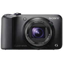 Sony Cyber-shot DSC-H90 Digital Camera (Black)