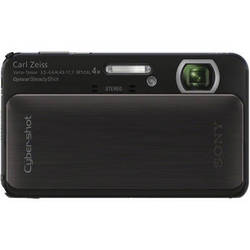 Sony Cyber-shot DSC-TX20 Digital Camera (Black)
