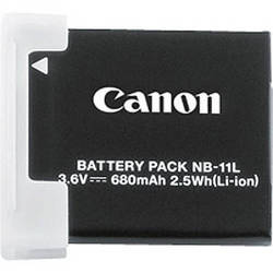 Canon NB-11L Battery Pack for Select Canon PowerShot Cameras
