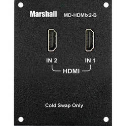 Marshall Electronics Dual HDMI Input Module (B Type)