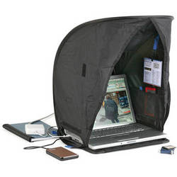 Think Tank Photo Pixel Sunscreen V 2.0 (Black with Gray Trim)