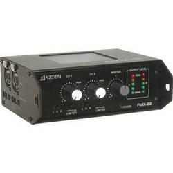 Azden FMX-22 Portable Field Mixer