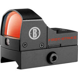Bushnell First Strike Trophy Red Dot Sight (Matte Black)