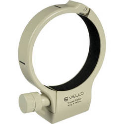 Vello Tripod Collar A (White) for Canon 200mm f/2.8, 70-200mm f/4 & 400mm f/5.6