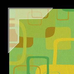 "Lineco 1.25"" Polypropylene Corners (48-Pack)"