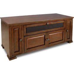 Bell'O PR33 Wood A/V Cabinet (Espresso Finish)