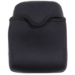 OP/TECH USA Soft Pouch - Bino, Roof Prism Medium (Black)