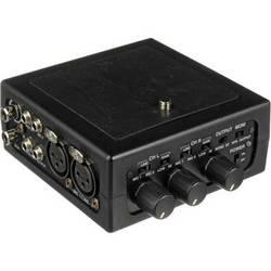 Azden FMX-DSLR Portable Audio Mixer for Digital SLR Camera