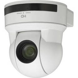Sony EVI-H100S PTZ Camera with 20x Optical Zoom (White)