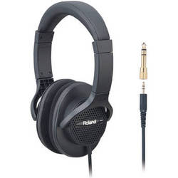 Roland RH-A7 Monitor Headphones (Black)