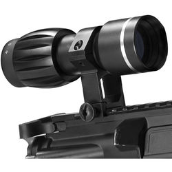 Barska 3x Magnifier with Extra High Ring