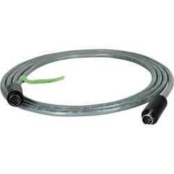 TecNec Plenum Visca Camera Control Cable 8-Pin Male to 8-Pin Male 50 Ft