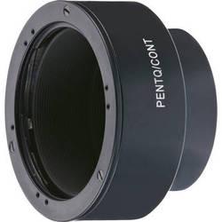 Novoflex Adapter for Contax/Yashica Lenses to Pentax Q Cameras
