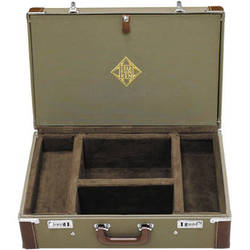 Telefunken Combination Locking Flight Case for two C12, R-F-T Stereo Set or SS Bottle Microphones