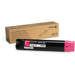 Xerox High Capacity Magenta Toner For Phaser 6700 Series