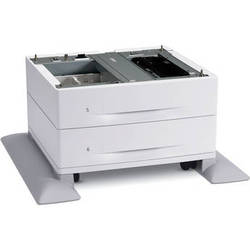 Xerox 1100-Sheet Dual-Tray Feeder With Stand For Phaser 6700 Series
