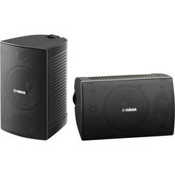 Yamaha NS-AW294 Outdoor Speakers (Pair, Black)