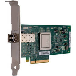 Q-Logic 2500 Series QLE2560 Single Port PCIe to 8 Gbps Fibre Channel Adapter