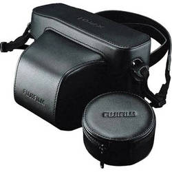 Fujifilm Leather Case for the X-Pro1 Camera (Black)