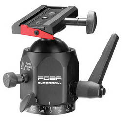 Foba Superball with Quick Release (Requires Plate)