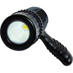 Bigblue BB4x5 LED Primary Dive Light (Black)