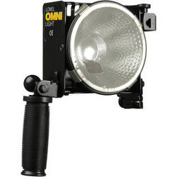 Lowel Omni-Light 500 Watt Focus Flood Light (120-240 VAC / 12-30 VDC)