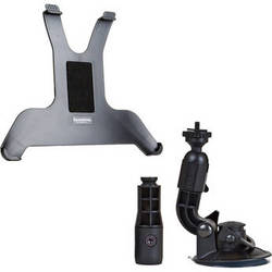 Delkin Devices Fat Gecko Mini Camera Mount & iPad 1 Mount Kit
