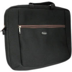 "Impecca 16.0"" Nylon Laptop Case with Accessory Pockets (Black)"