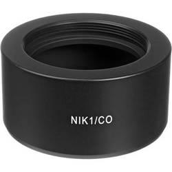 Novoflex Adapter for Canon FD Lenses to Nikon 1 Cameras