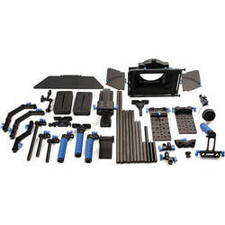 Redrock Micro Complete Universal Bundle With microFollowFocus Black