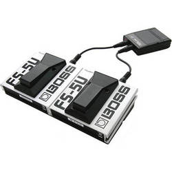 AirTurn BT-105 with 2 Boss Foot Pedals - Wireless Page Turner