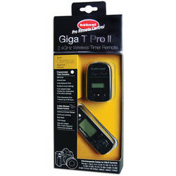 hahnel Giga T Pro II 2.4 GHz Wireless Timer Remote for Olympus Cameras