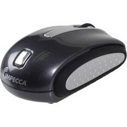 Impecca Travelling Notebook Mouse (Ebony Black)