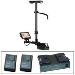 Steadicam PILOT-ABS Pilot Sled Camera Stabilization, Batteries & Charger Kit