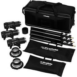 Profoto D1 Air 3 Head Studio Kit - 1- 1000W/s / 2- 500W/s
